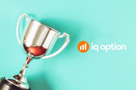 Kejohanan Dagangan IQ Option - Bagaimana Saya Dapat Mengumpulkan Hadiah dalam Kejohanan?