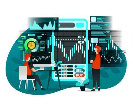 Cara Mendaftar dan Berdagang instrumen CFD (Forex, Crypto, Stocks) di IQ Option