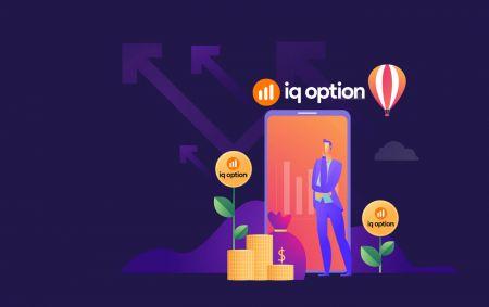 Cara Deposit dan Perdagangan Opsyen Binari di IQ Option