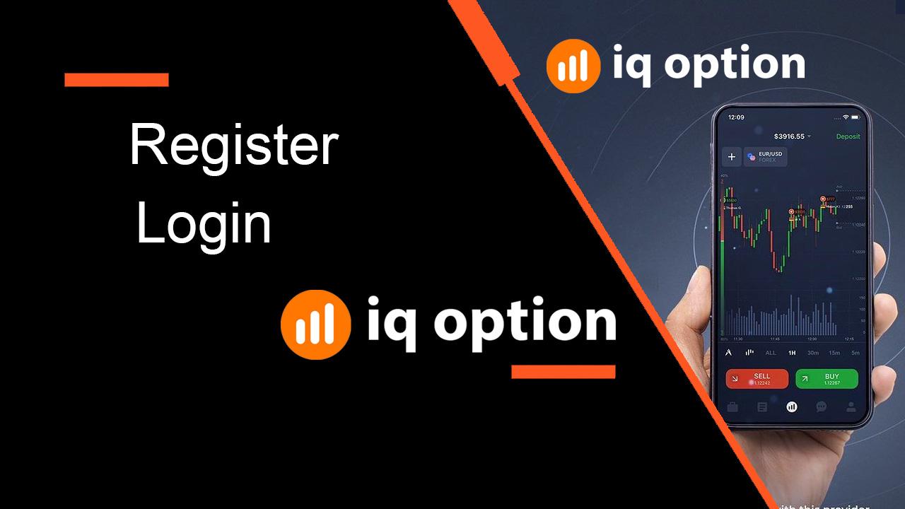 Cara Mendaftar dan Masuk Akaun di IQ Option Broker Trading